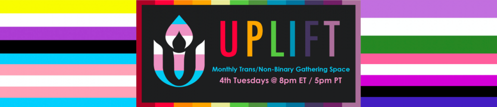 Trans / Non-Binary Monthly Gathering
